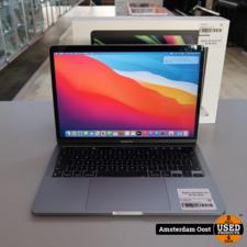 Apple Macbook Pro 13 2020 M1/8GB/256GB Touchbar | in Nieuwstaat