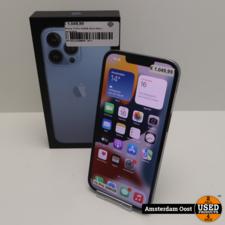 iPhone 13 Pro 256GB Sierra Blue | in Nieuwstaat