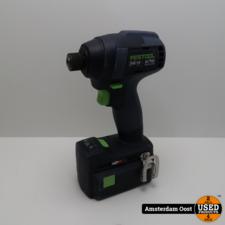 Festool TID 18 EC TEC 18V Boormachine  | in Prima Staat