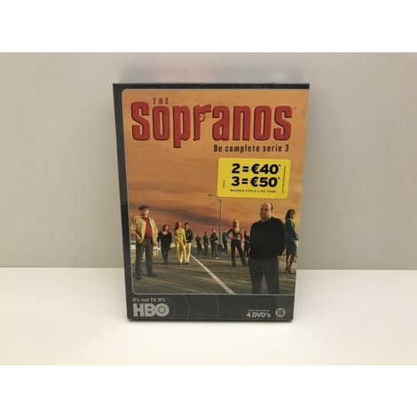 The Sopranos - De Complete serie 3