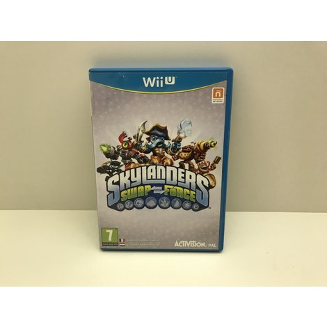 Wii-U: Skylanders Swap Force