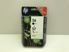 HP Inktcartridge HP 56+57 zwat/kleur