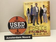 DVD: CSI Miami Seizoen 2 (Afl. 1-12)