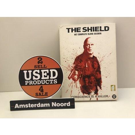 DVD: The Shield Seizoen 5