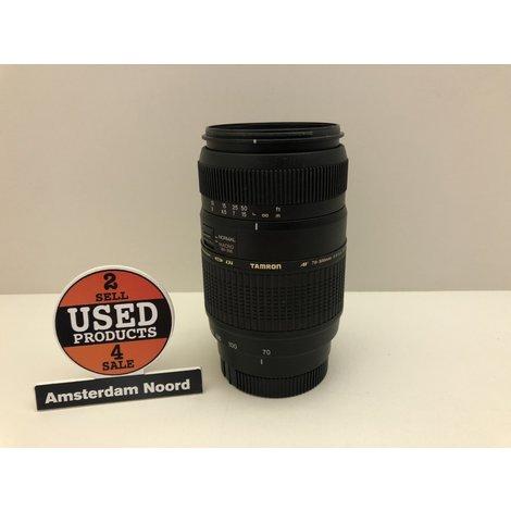 Lens Tamron AF 70-300MM 1:4-5.6 Tele-Macro (1:2) 62 A17 (Minolta)