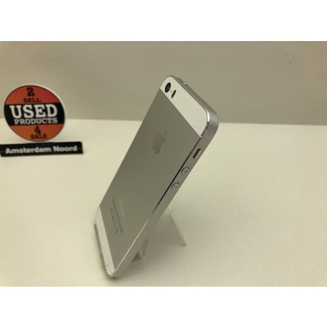 Apple iPhone 5S 16GB Zilver (Barst)