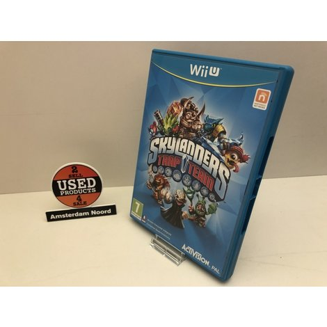 Wii U: Skylanders Trap Teams