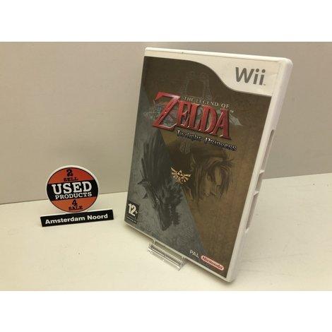 Nintendo Wii: The Legend of Zelda Twilight Princess