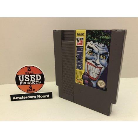 NES: Batman Return of the Joker