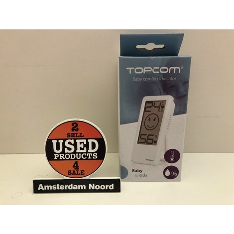 Topcom TH-4675 Thermometer/Hygrometer
