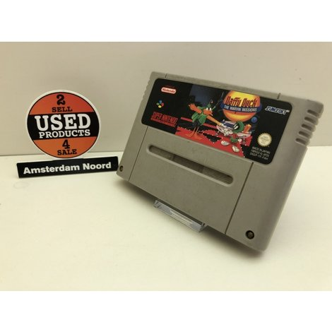 Snes: Daffy Duck The Marvin Mission