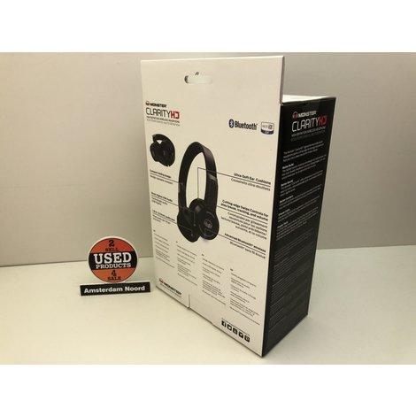 Monster Clarity HD Wireless Headphone (Nieuw)