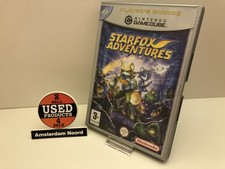 GameCube: Starfox Adventures
