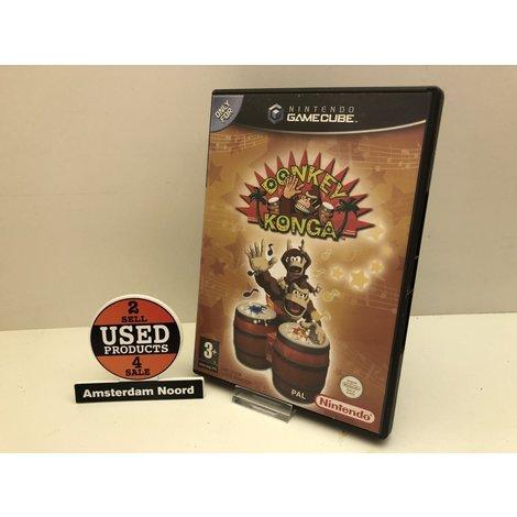 GameCube: Donkey Konga
