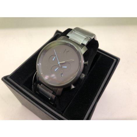 MVMT Chrono Gunmetal horloge D-MC01-GU