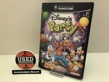 Nintendo Gamecube: Disney's Party