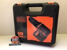 Black + Decker BDCD18K Accuboor/schroefmachine