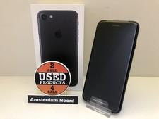 Apple Apple iPhone 7 32GB Zwart (Nieuw)