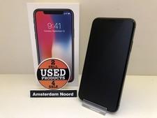 Apple Apple iPhone X 64GB Grijs (Nieuwstaat)