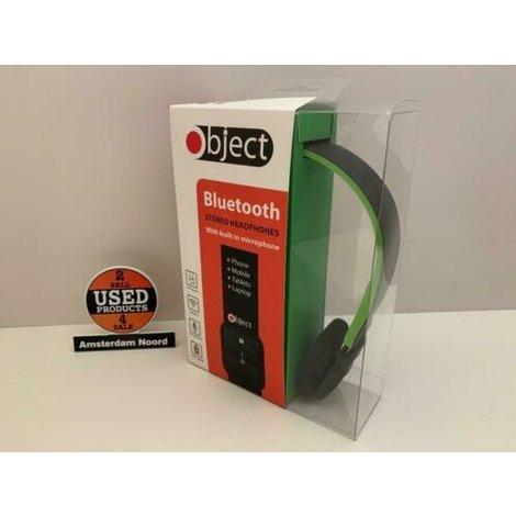 OBJECT Sp018 Bluetooth Stereo Headphones