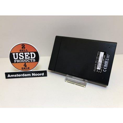 Ewent USB 3.1 Hard Disk 2.5 SATA behuizing