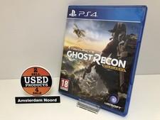 PS4: Ghost Recon Wildlands