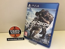 Sony Playstation 4: Ghost Recon Breakpoint