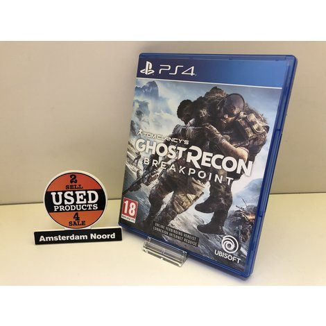 Playstation 4: Ghost Recon Breakpoint