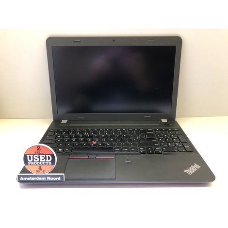 Lenovo ThinkPad E560 Laptop - 15.6FHD/i5-6200/8GB/480SSD/Win10