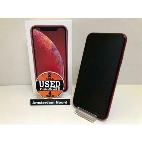 Apple iPhone XR 64GB Rood