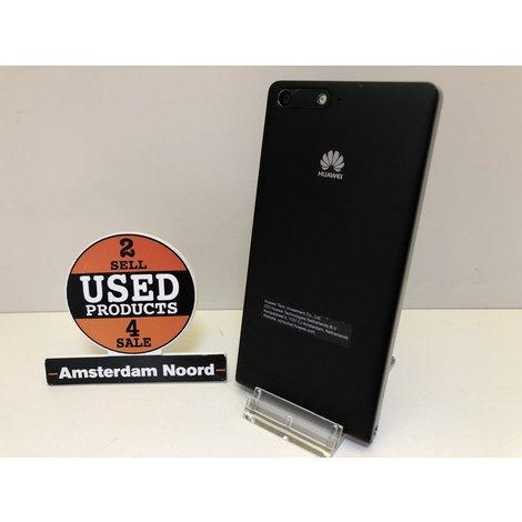 Huawei Ascend G6 4G/LTE Zwart