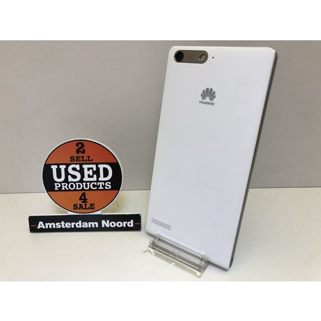 Huawei Ascend G6 4G/LTE Wit