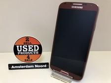 Samsung Samsung Galaxy S4 Rood
