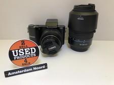 Samsung Samsung NX200 + 50-200mm + 20-50mm camera