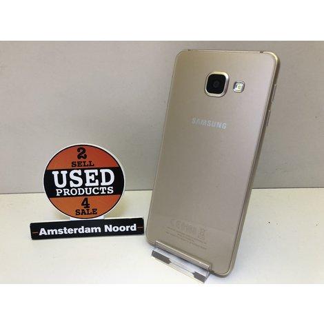Samsung Galaxy A3 2016 Goud