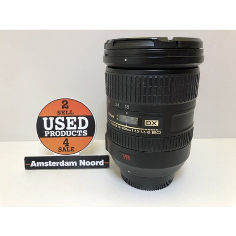 Nikon AF-S Nikkor 18-200mm 1 3.5-5.6 G ED DX Lens