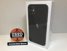 Apple Apple iPhone 11 64GB Zwart (Nieuw+Bon)