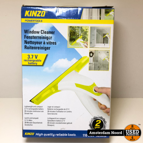 Kinzo Window Cleaner