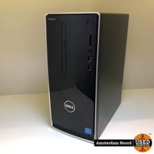 Dell Dell Inspiron 3662 Desktop PC - PentiumJ4205/8GB/160SSD/W10