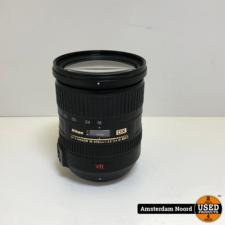 Nikon Nikon AF-S 18-200mm 1:3.5-5.6 G ED DX VR1 Lens