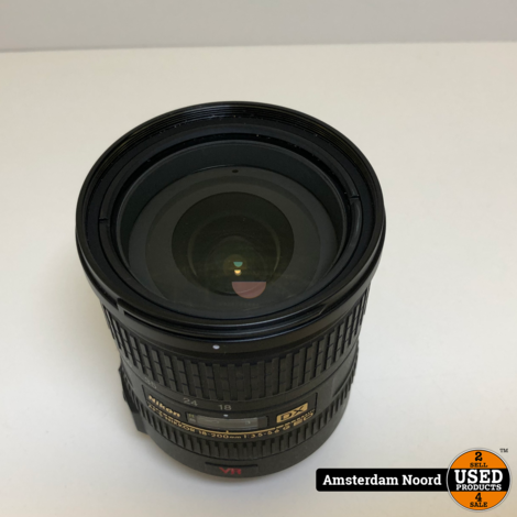 Nikon AF-S 18-200mm 1:3.5-5.6 G ED DX VR1 Lens