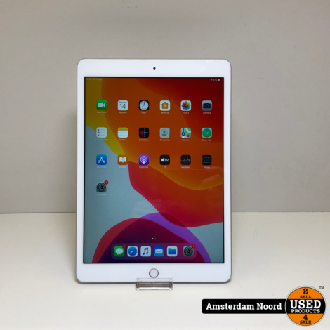 Apple iPad 2019 10.2 32GB Wifi Zilver