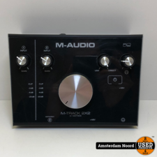 M-Audio M-Track 2X2