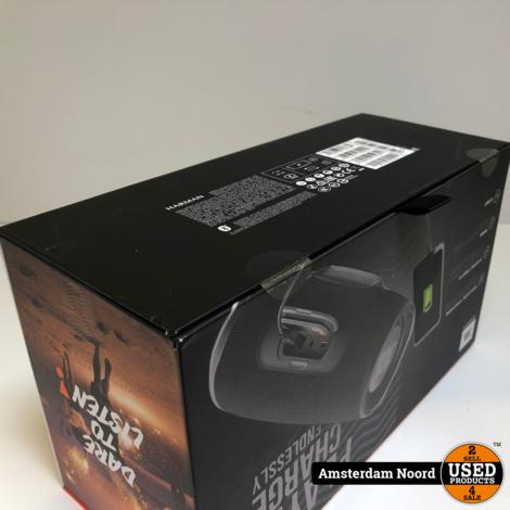 JBL Charge 4 Bluetooth Speaker (Nieuw)