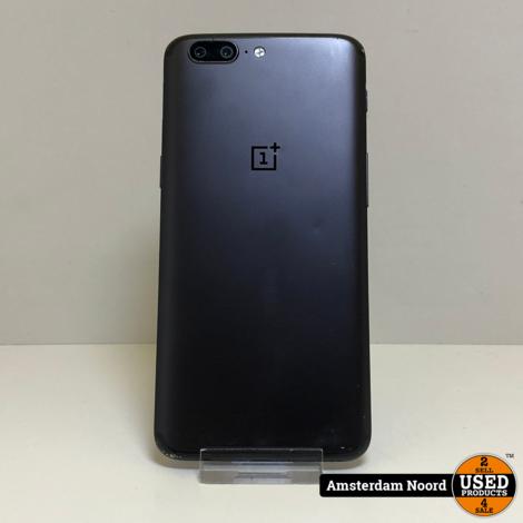 OnePlus 5 64GB Zwart