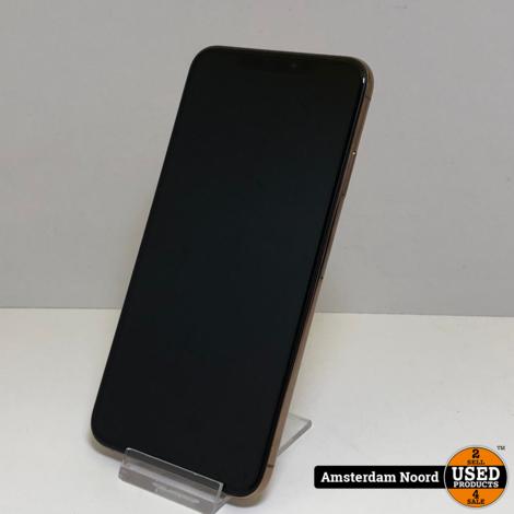 Apple iPhone XS Max 256GB Goud (Nieuwstaat)