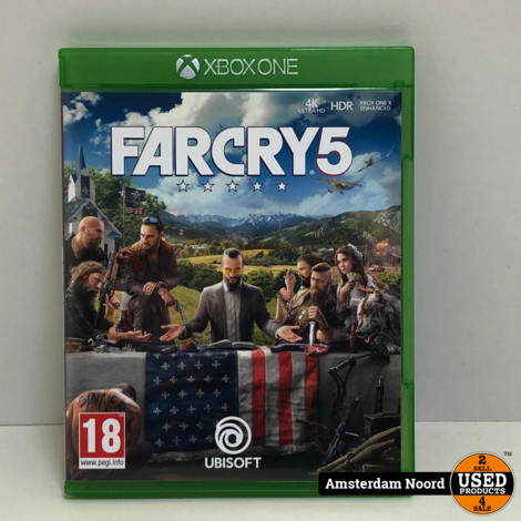 Xbox One: Farcry 5