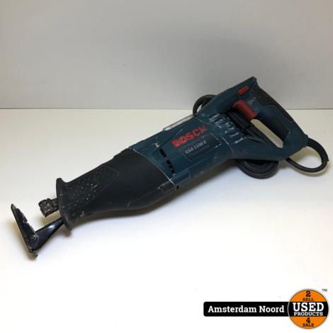 Bosch GSA 1100 E Reciprozaag