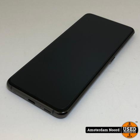 Samsung Galaxy A80 Zwart