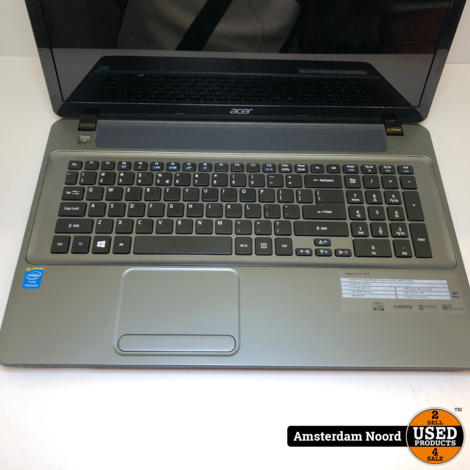 Acer Aspire E1-731 Laptop - 17.3/IP-2020M/4GB/500HDD/W10